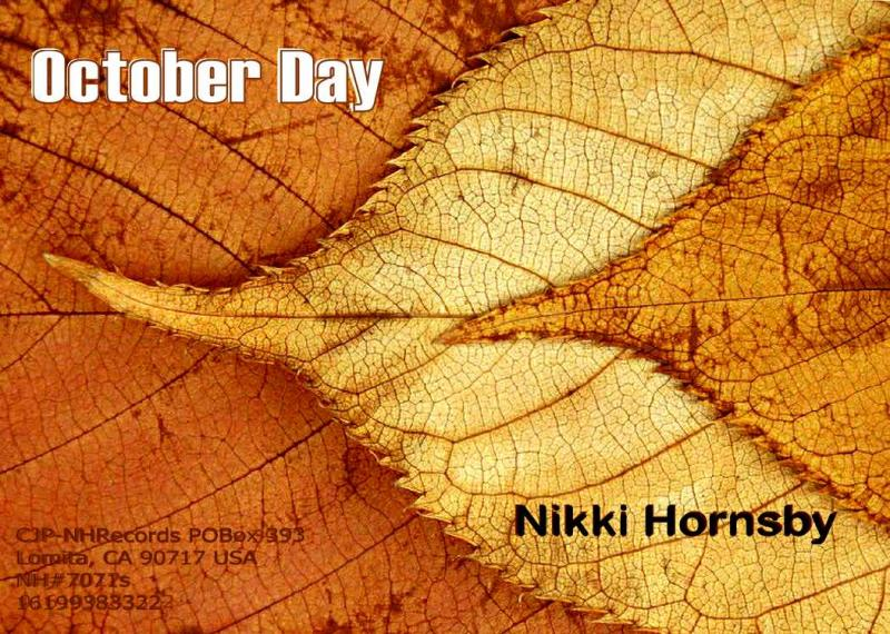 Image result for October Day Nikki Hornsby pictures